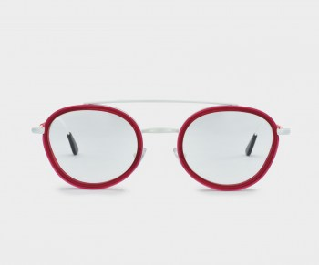 GLASSING_WEARESTEEL_OPTICAL_EDDY_REDWHITE_FRONT