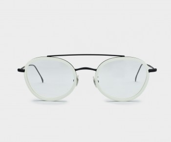 GLASSING_WEARESTEEL_OPTICAL_EDDY_WHITEBLACK_FRONT