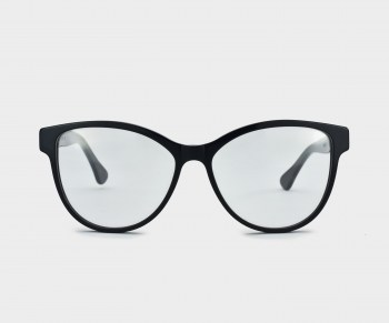 GLASSING_WEARE_OPT_FRANCY_BLACK_FRONT
